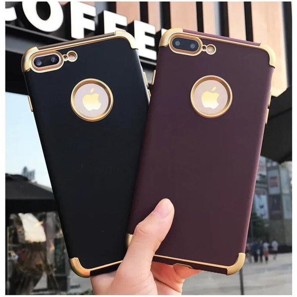 Soft Shockproof TPU Silicone Case For iphone 6 6S 7 8 Plus X XS MAX XR