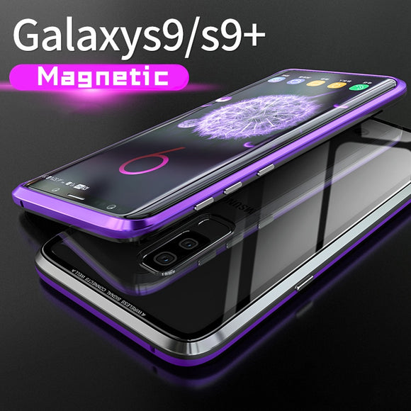 Phone Accessories - Original Brand-New Magnetic Case for Samsung Galaxy S9/S9 Plus
