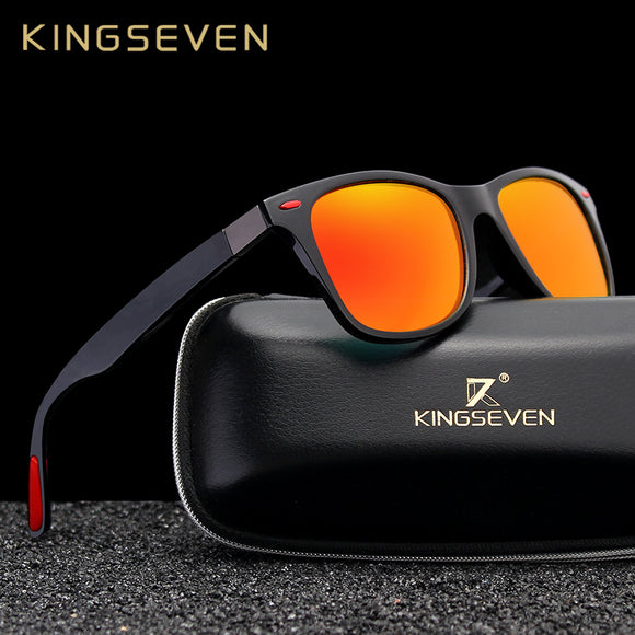 Sunglasses - Original Design Men/Women Driving Square Frame Polarized Sunglasses