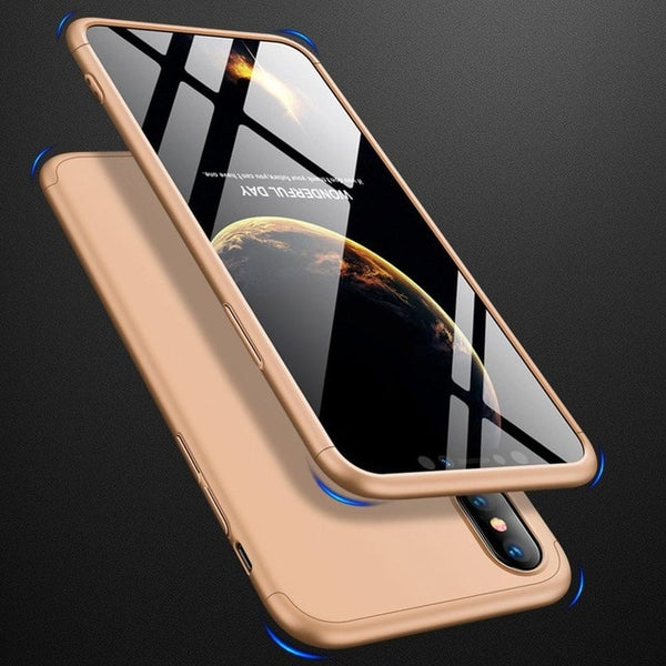 New 360 Full Cover Protective Case For iPhone