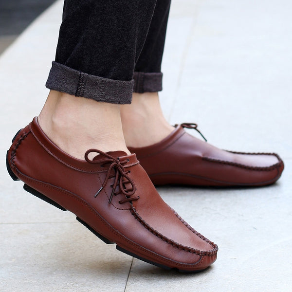 Shoes - Casual Men's Loafers Soft Shoes