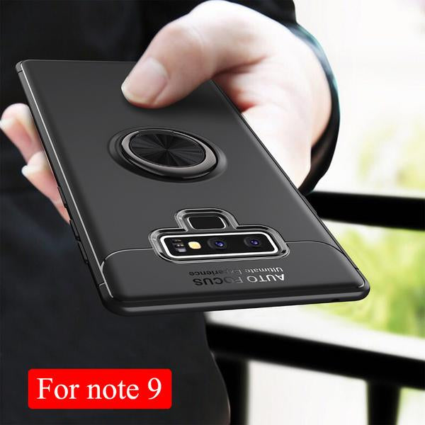 360 Rotating Magnetic holder Armor Protective Case For Galaxy Note9 8 J7 S9 S8+ S8 S7 J5