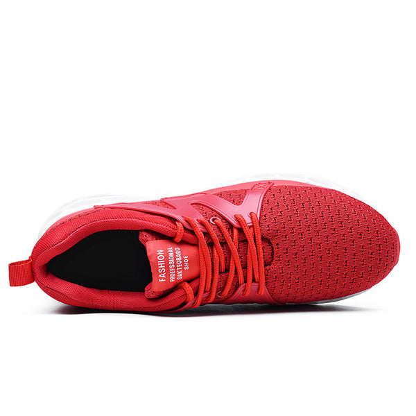 Hot Sale Fashion Mesh Breathable Athletic Sport Shoes