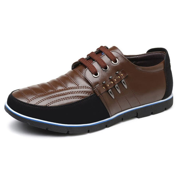 Men Casual High Quality Leather Shoes(BUY 2 GET 10% OFF, 3 GET 15% OFF)
