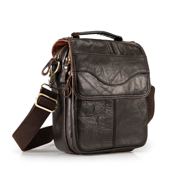 Original Leather Casual Shoulder Messenger Bag