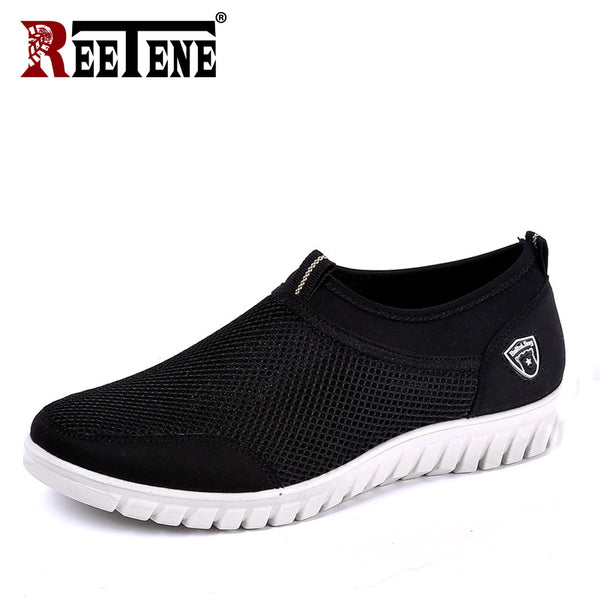 Men's Shoes  - Summer Mesh Breathable Comfortable Men Shoes(Buy 2 Get 10% off, 3 Get 15% off)