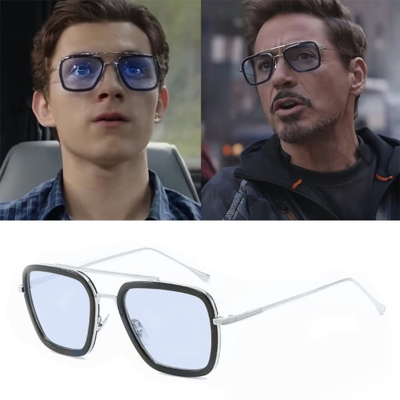 Sunglasses - High Quality Fashion Iron Man Sunglasses