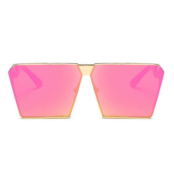 Sunglasses - New Color Women Unique Oversize Sunglasses