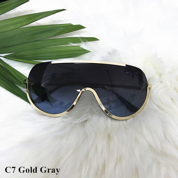 Sunglasses - New Cool Big Frame Sunglasses