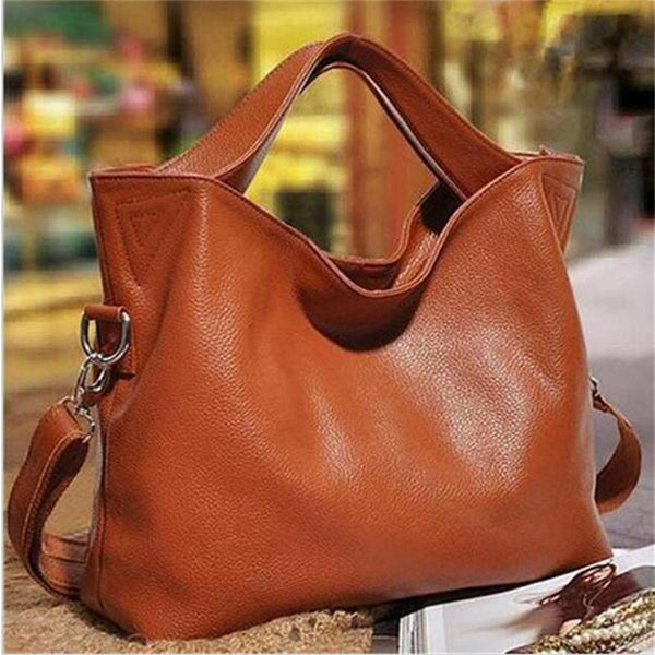 Bags & Wallets - Casual Women Crossbody Leather Bag