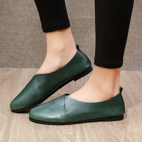 Women Fashion Slip-on Casual Light Shoes