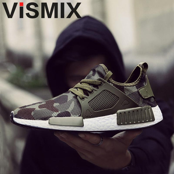 Shoes - 2018 Military Camouflage Men Casual Shoes