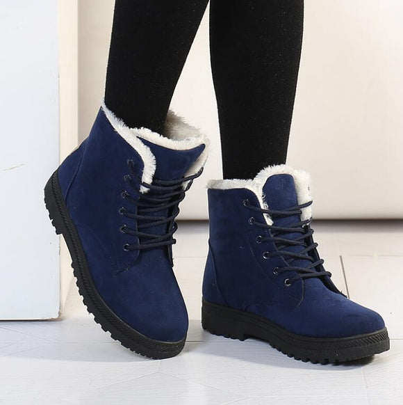 Shoes - 2018 New Arrivals Waterproof Classy High Quality Women Warm Boots