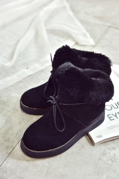 Cute Comfortable arm Snow Boots