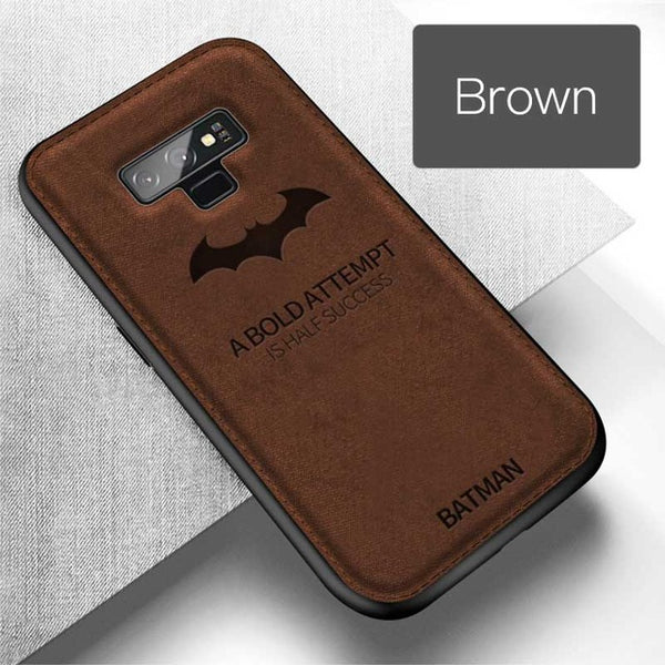 check out 5c059 51b37 Soft Cloth Phone Case For Samsung Galaxy S9 S8 Plus Note 9