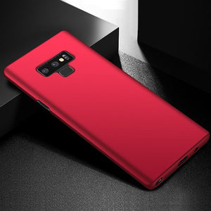 Phone Accessories - Solid Color Protective Cover For Samsung Galaxy Note 9