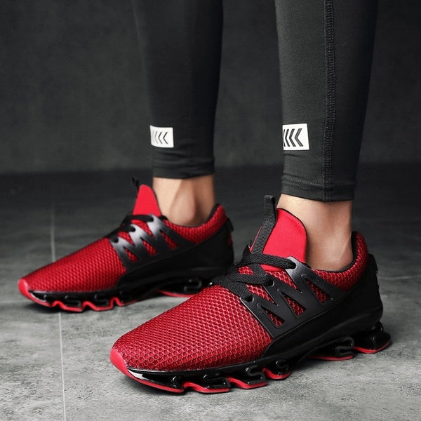 Shoes - Men's Air Mesh Breathable Comfortable Sneakers