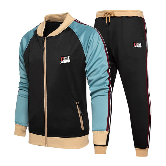 Kaaum High Quality Spring Autumn Men's Sportswear Suits