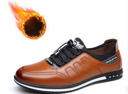 Shoes - 2020 Men's Fashion Casual Leather Shoes
