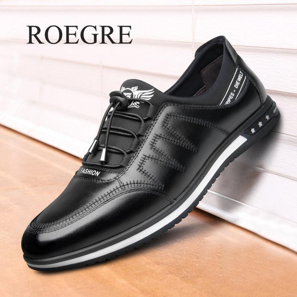 Men's Shoes - Casual Fashion Low Lace-up Canvas Shoes