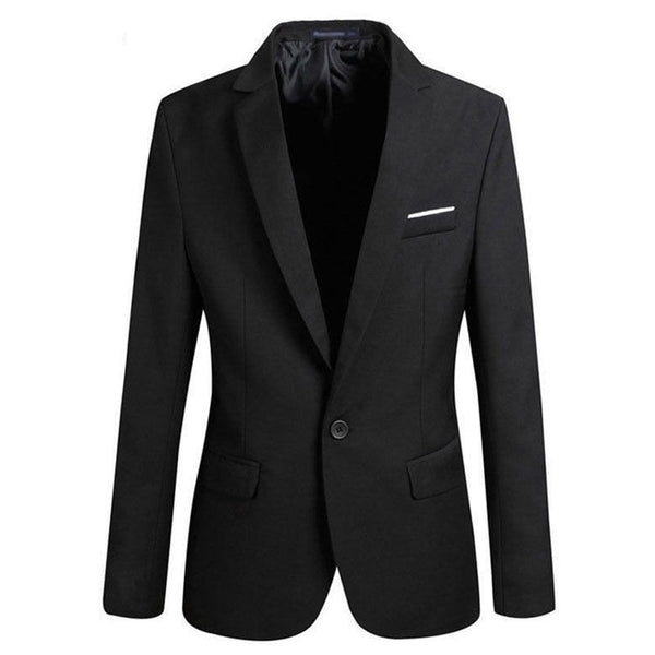 Blazer - Hot Sale New Arrival Fashion Men's Casual Cotton Blazer