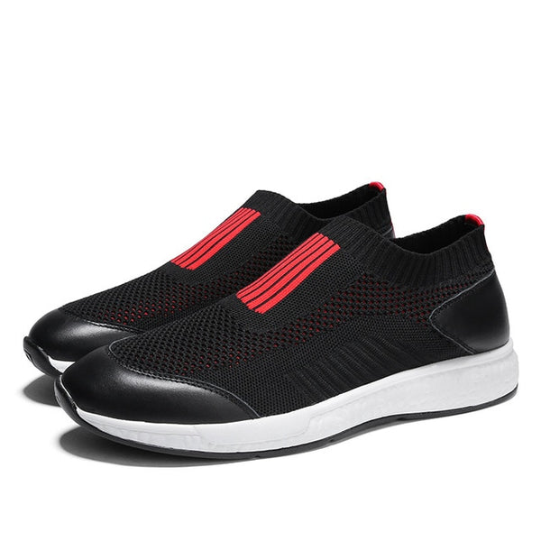 Shoes - Summer Men's Leather Outdoor Sports Shoes