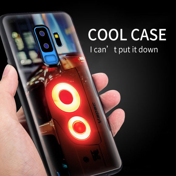Phone Accessories - Luxury LED Flash Case For Samsung Galaxy
