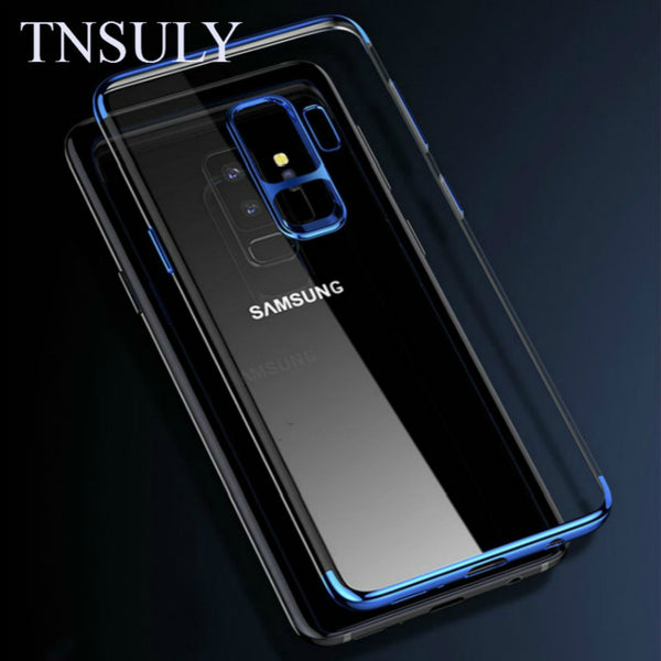 Phone Accessories - Ultra Smooth Touch Thin Case For Samsung Galaxy