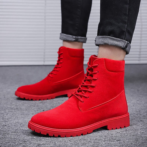 Shoes - Keep Warm Comfortable Ankle Men Boots