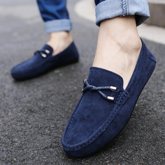 Spring Summer NEW Men's Loafers Comfortable Flat