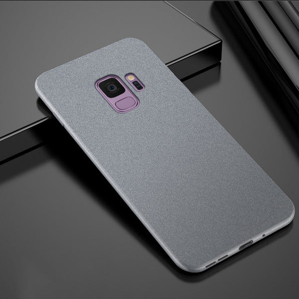 Phone Accessories - Soft Silicone Matte Ultra Slim Thin TPU Case Cover