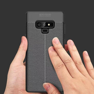 Shockproof Rugged Armor Case For Note9 S8 S9 Plus Note 8 + Screen Protector