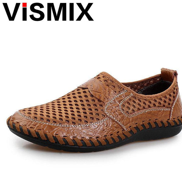 Men's Shoes  - 2018 Summer Breathable Mesh Shoes