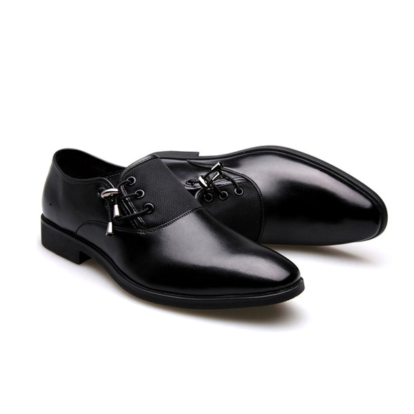 Shoes - Men's Business Fashion Oxford Dress Party Shoes
