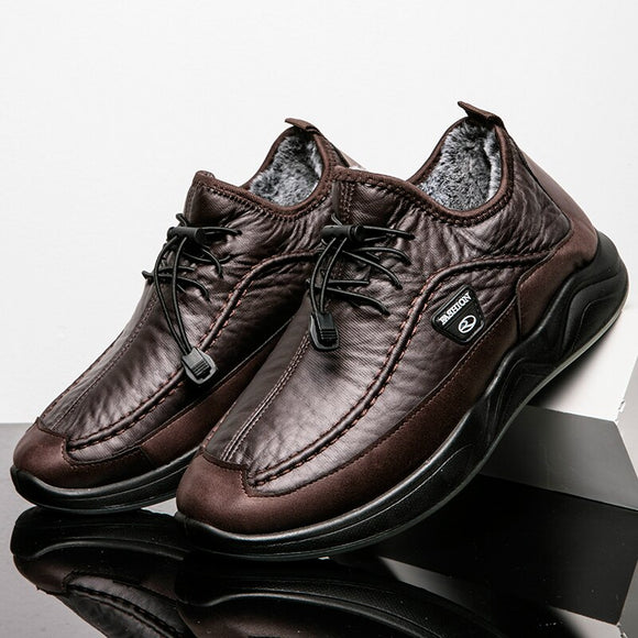 Men's Leather Breathable Male Footwear(Buy 2 Got 10% Off, 3 Got 15% Off)