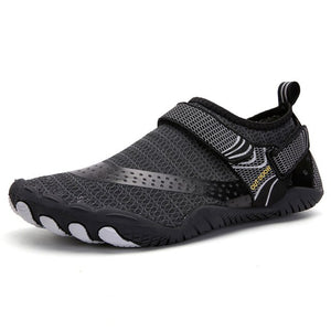 Kaaum Men's Outdoor Quick-drying Beach Shoes Hiking River Shoes