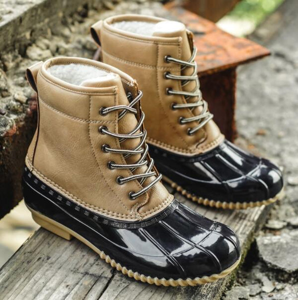 Shoes - Winter Warm Ankle Snow Boots