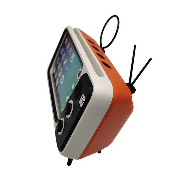 Portable Wireless Bluetooth Speaker With Mobile Phone TV Holder