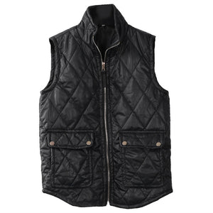 Windproof Warm Sleeveless Vest Waistcoats For Ladies