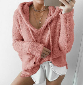 Women's Clothing - 2018 New Spring Autumn Soft Fleece Sweatshirt(Buy 2 Got 5% off, 3 Got 10% off Now)