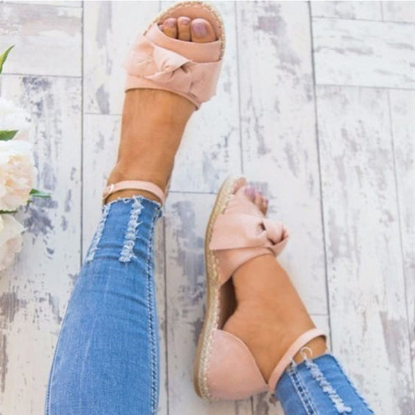 Shoes - 2019 New Fashion Women's Peep Toe Casual Shoes