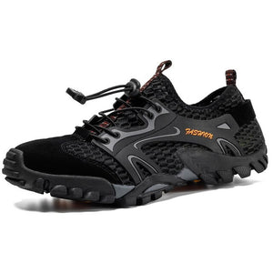 Outdoor Breathable Mesh Sport Men's Shoes