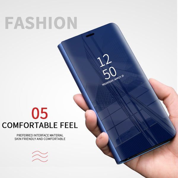 samsung clear view s9 plus case