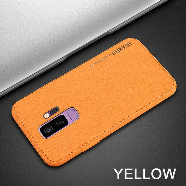 Best Hand Feeling High Quality Cases For Samsung S8 S9 Plus Note 8