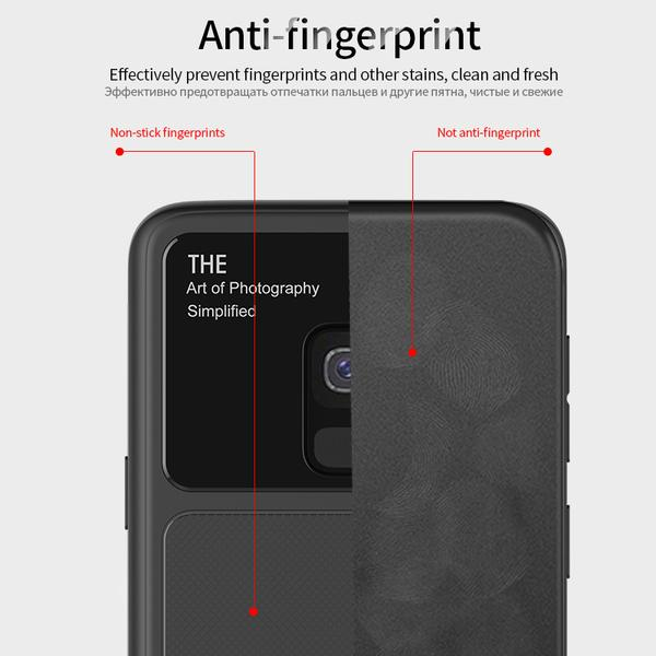 Phone Case - New Style Soft TPU Tempered Glass Phone Back Cover For Samsung S9/S9+