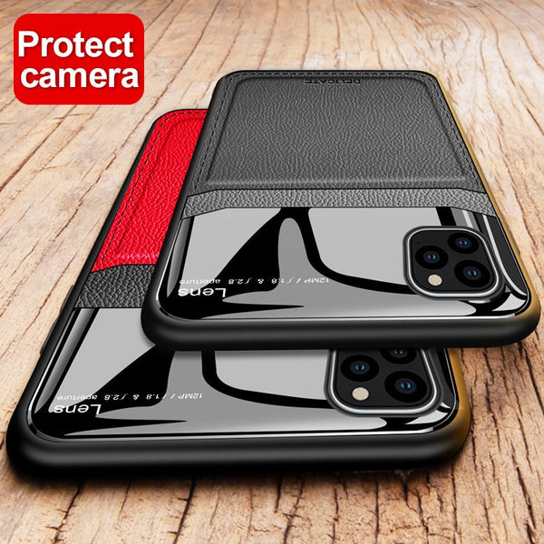 Luxury Mirror Screen Eye protection For iphone