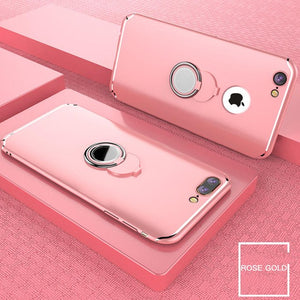 Phone Accessories - luxury Candy Color Hard Phone Cases For iPhone