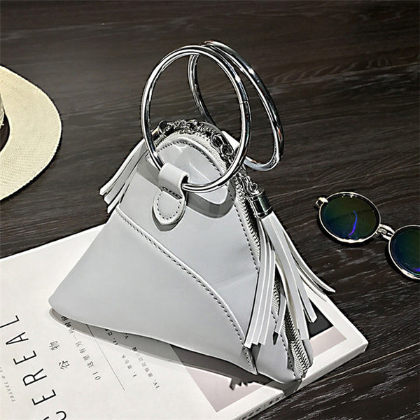 Bags-2018 Fashion Tassel Mini Dumpling Messenger Bags(Buy 1 for 5% off Buy 2 for 10% off Buy 3 for 15% off! )
