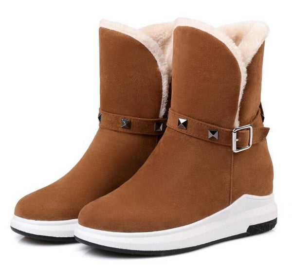 Shoes - Women's Winter Warm Snow Boots