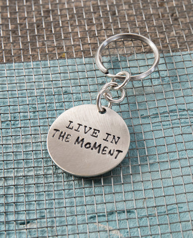 Moment Key Ring